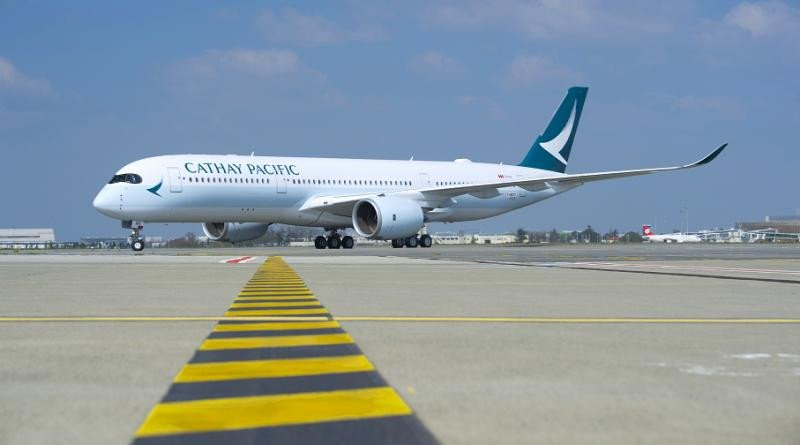 Cathay Pacific unirá Barcelona y Hong Kong.