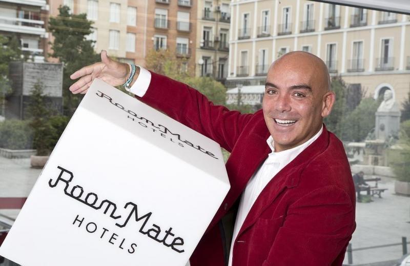 """""""Con este nuevo modelo de negocio, que viene a ser un spin-off de Room Mate, ponemos la experiencia Room Mate a disposición de pequeñas cadenas y hoteles independientes"""", según afirma Sarasola."""