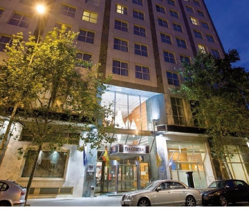 NH destaca el crecimiento del RevPar del 21,8% en Valencia. Foto: NH Center.