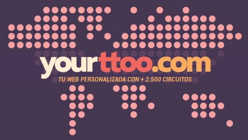 Yourttoo.com estará en Fitur en el stand 8D12