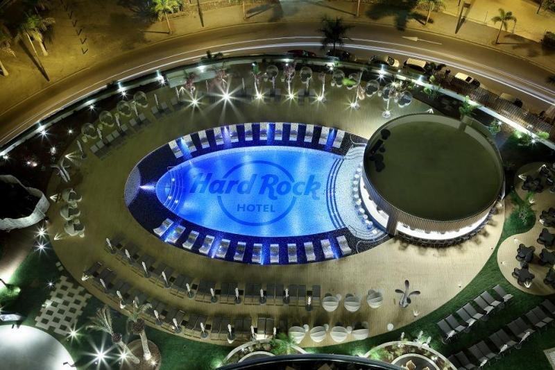 Palladium concluyó el año con la inauguración del Hard Rock Hotel Tenerife, su segundo establecimiento de la marca y también segundo en Europa.