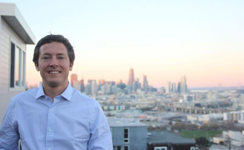 Arnau Porto, cofundador de PortBlue Hotels