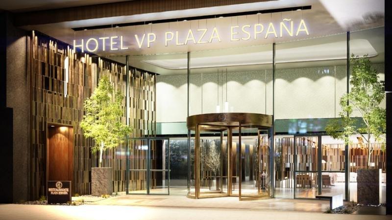 VP Hoteles abrirá en junio su buque insignia VP Plaza de España