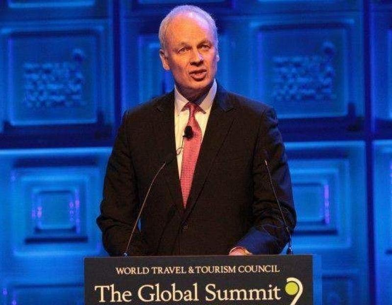 David Scowsill, presidente y consejero delegado de WTTC.