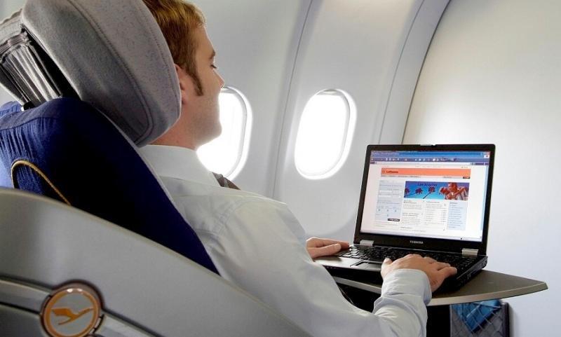 Lufthansa, con internet de banda ancha en vuelos de corto y medio radio
