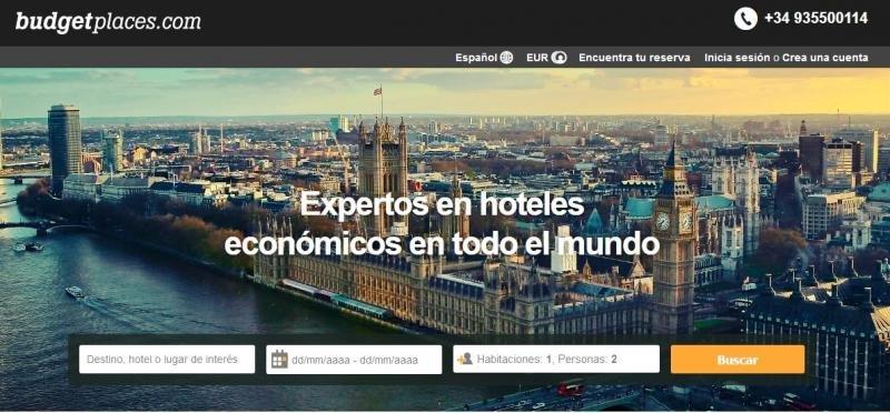 eDreams Odigeo adquiere la plataforma de reservas hoteleras budgetplaces
