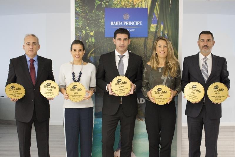 El grupo ha logrado siete certificaciones de sostenibilidad de Travelife.