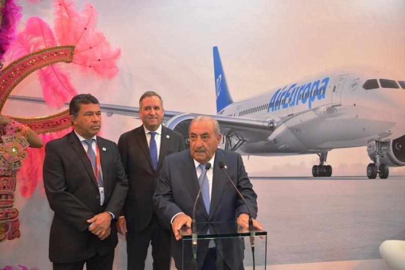 Air Europa debuta en Centroamérica y abre a Honduras la puerta de Europa