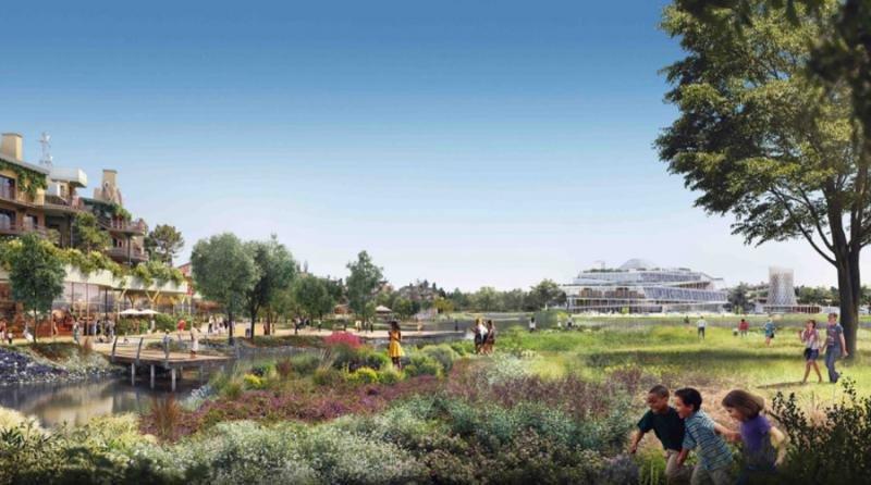 El Village Nature Paris será el primer parque ecoturístico de Europa