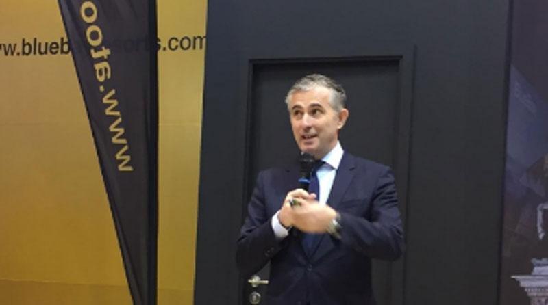 Ramón Hernández, director general de BlueBay Hotels