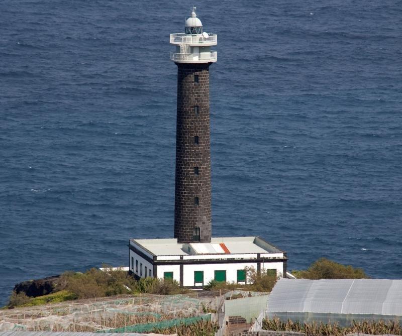 El segundo en abrir será el faro de Punta Cumplida, en la Palma. Foto: Tony Hisgett.