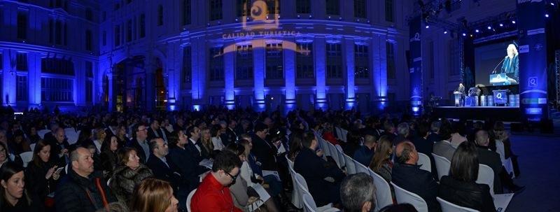 La gala de los premios Q que se celebró en Madrid.
