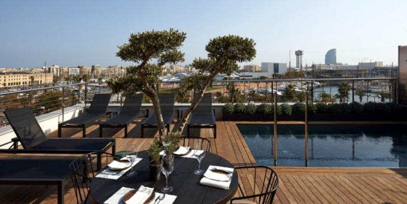 El Hotel The Serras de Barcelona ha sido uno de los más premiados