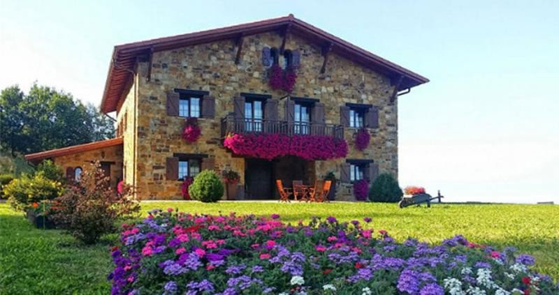 El Hotel Lurdeia (Vizcaya) ha sido galardonado como el establecimiento con la Mejor Calidad-Precio en España