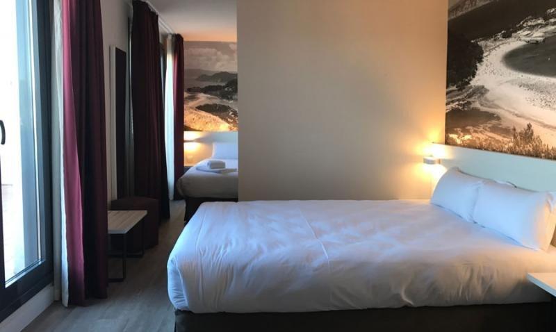 B&B Hotels abre un hotel en el centro de Vigo