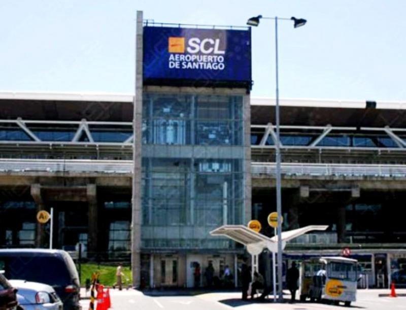 El tráfico aéreo de pasajeros crece en Chile un 10,4 % durante 2016