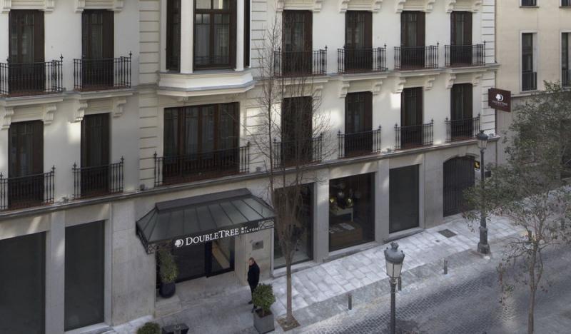 DoubleTree by Hilton Madrid-Prado acaba de abrir sus puertas