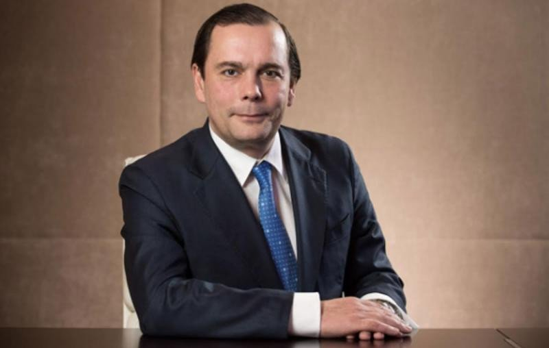 Federico González Tejera, nuevo CEO de Carlson Hotels