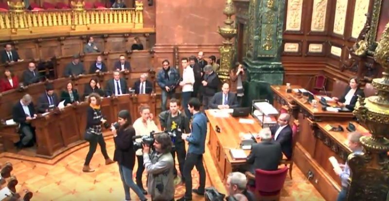 La moratoria Colau, aprobada en Barcelona