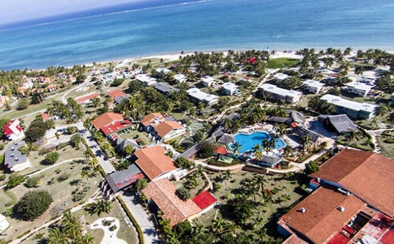 Con el Santa Lucía Roc Hotels ya cuenta con cuatro establecimientos en Cuba