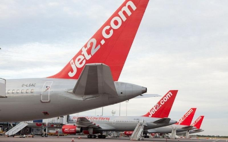 Jet2.com aumenta su oferta en España un 53% a más 6,8 M de asientos