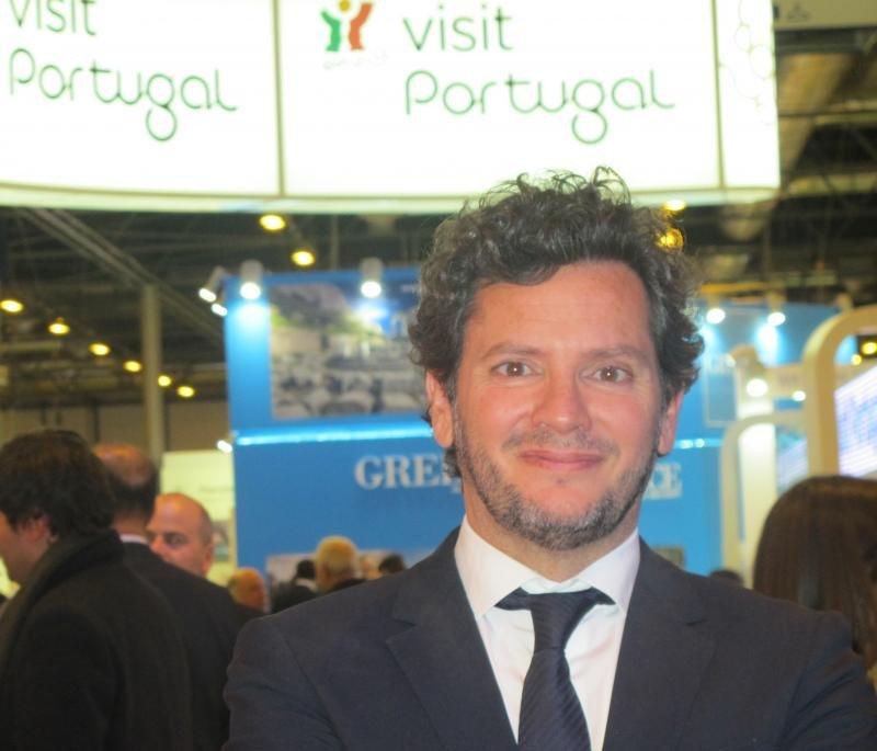 Luis Araújo, presidente de Turismo de Portugal.