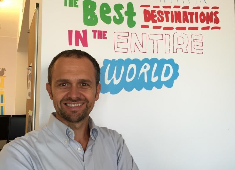 Diego Pedrani, Senior Director, TAAP, Portals and Payments de Expedia.