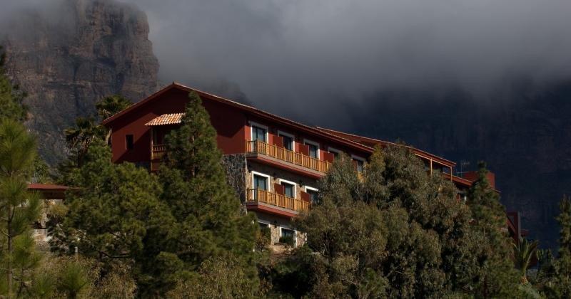 Foto: Hotel Rural Las Tirajanas, en Gran Canaria.