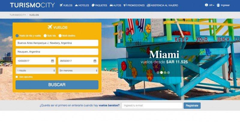 Miami es la opción más buscada por los argentinos que quieren viajar al exterior este verano.