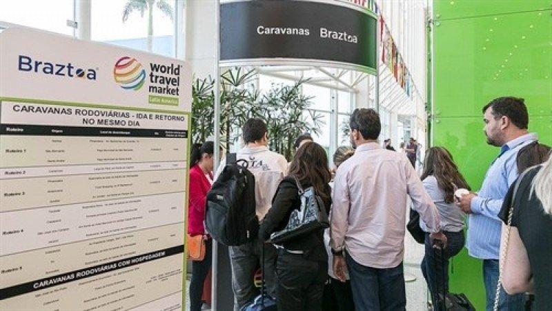 Esperan más de 9.000 asistentes a la WTM Latinoamérica en Brasil