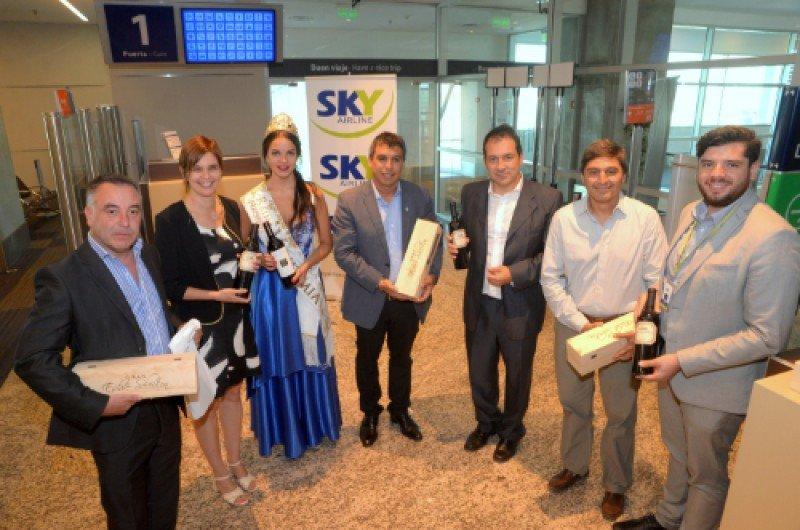 Mendoza y Santiago ya están conectadas por Sky Airline
