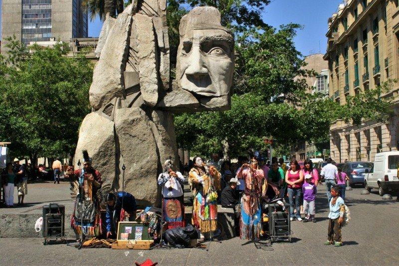 Más de la mitad del turismo extranjero de Chile llegó desde Argentina