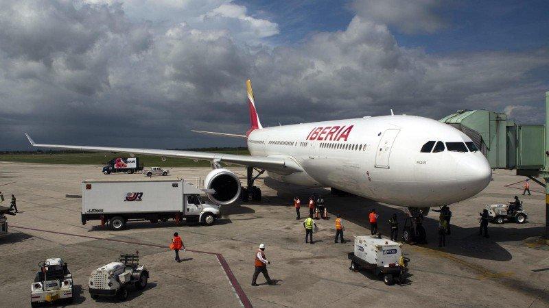 Iberia operará 17 vuelos semanales de Madrid a México entre junio y septiembre