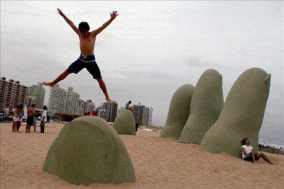 Uruguay proyecta crecer 15% en arribo de turistas este 2017