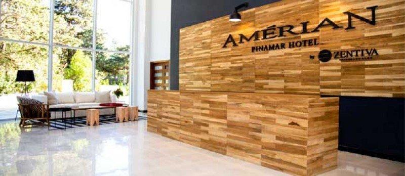 Amerian Pinamar, el segundo hotel de la cadena en la Costa Atlántica
