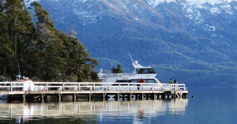 En Patagonia las provincias buscan inversiones en paisajes de montaña.