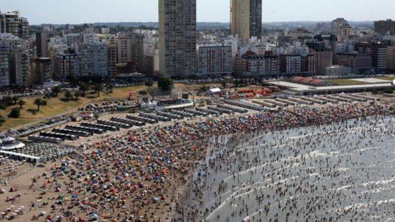 Mar del Plata con más de 620.000 turistas la primera quincena