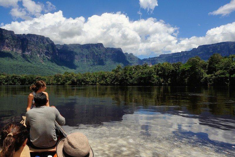 Parque Nacional Canaima.