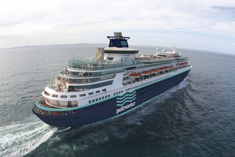 Pullmantur Cruceros invertirá US$ 53,2 millones en mejorar su flota
