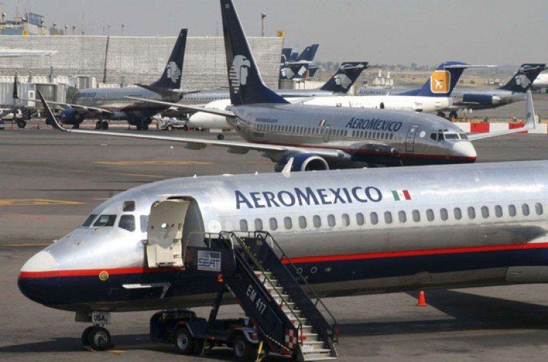Aeroméxico tendrá cuatro frecuencias entre Ciudad de México y Seúl