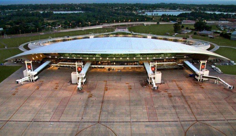 Aeropuerto de Carrasco.