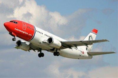 Norwegian Air constituye empresa en Argentina