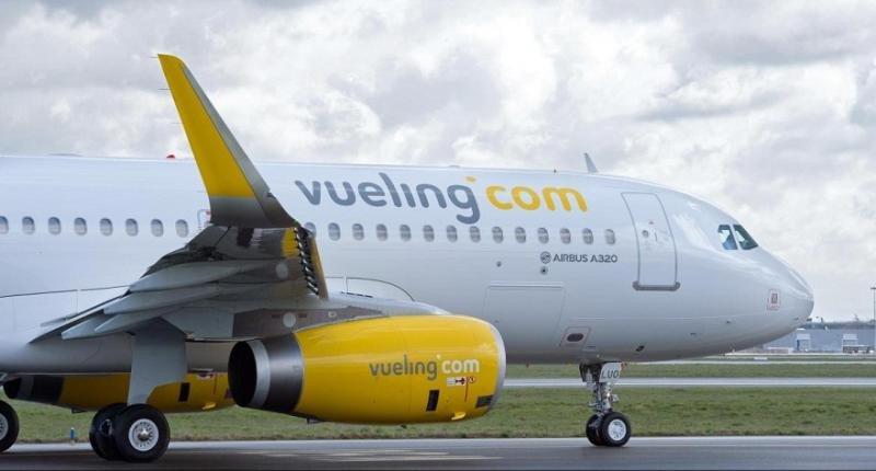 Vueling operará 44 vuelos extra para la feria mundial del móvil