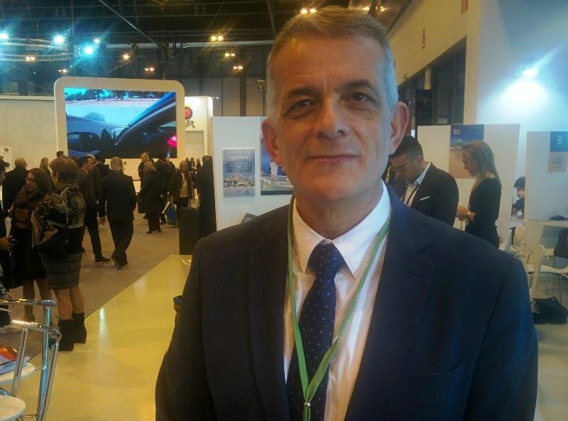 Vicente Torres Ferrer, director insular de Turismo de Ibiza.