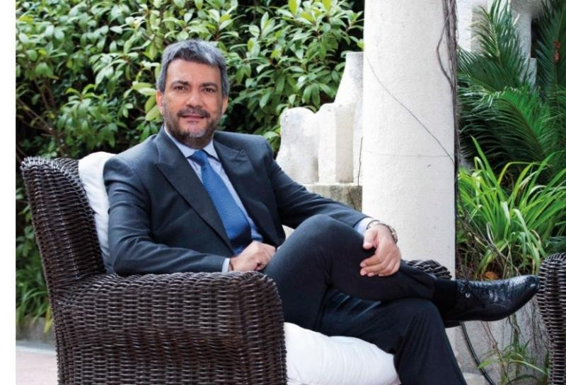 El presidente de BlueBay Hotels, Jamal Satli Iglesias.