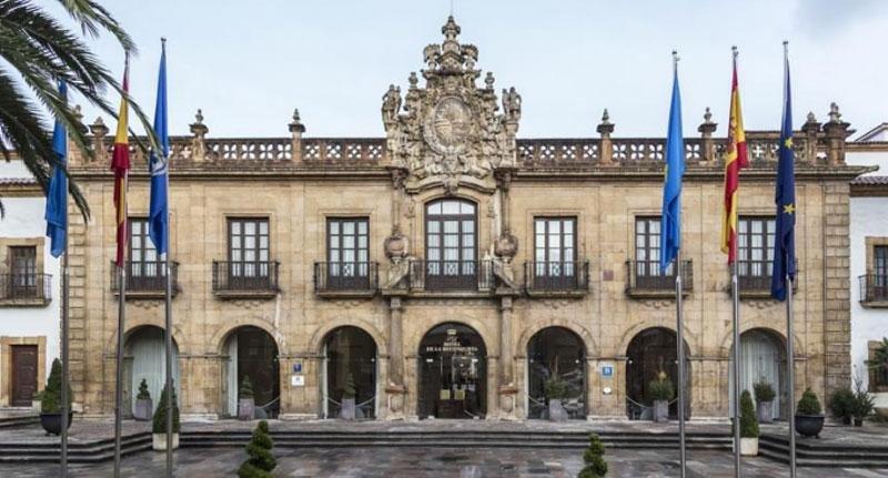 El Hotel de la Reconquista de Oviedo ha sido escenario de películas como Vicky Cristina Barcelona