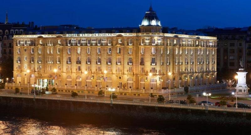 El María Cristina es el hotel por excelencia del Festival Internacional de Cine de San Sebastián