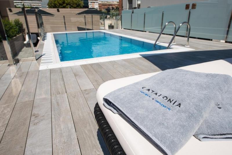 Catalonia Hotels facturó 413 M € en 2016, un 12 % más