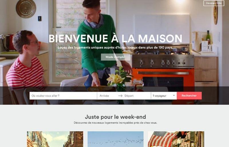 Airbnb pagó 7,3 M € a las autoridades francesas el año pasado