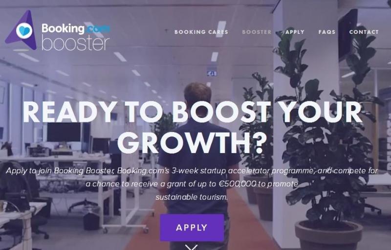 Las startups pueden enviar sus solicitudes al programa antes del próximo 1 de marzo.